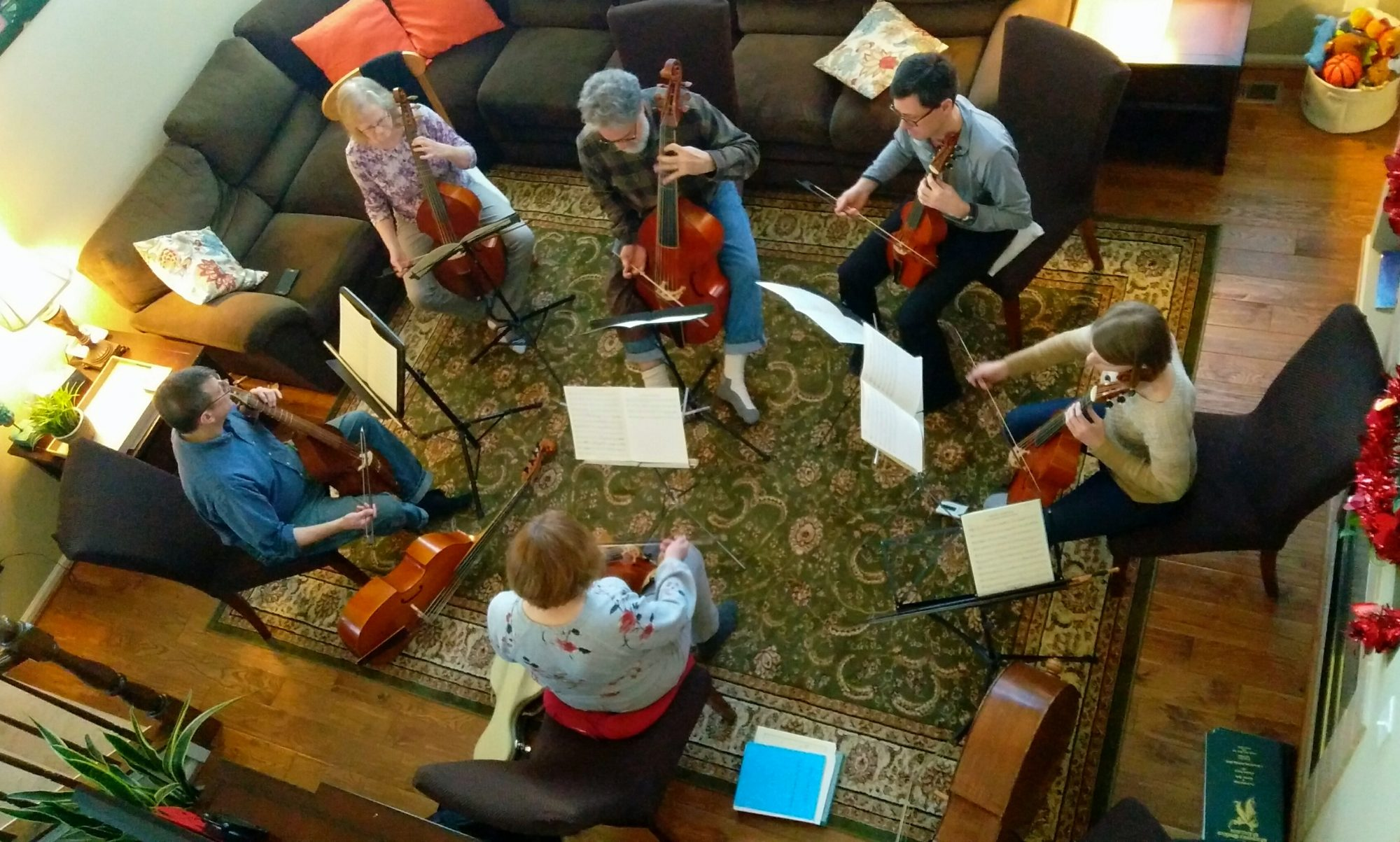 VdGS 3rd Coast - The Chicago Chapter of the Viola da Gamba Society of America